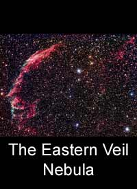 The Eastern Veil Nebula