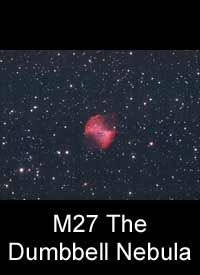 M27 The Dumbbell Nebula (film)