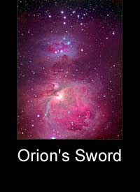 Orion's Sword