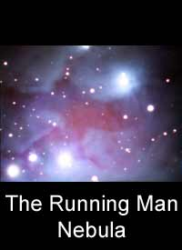 The Running Man Nebula
